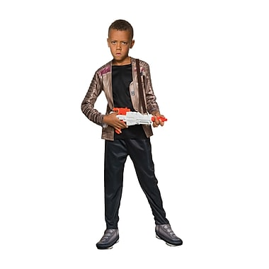 Child Deluxe Star Wars EP VII Finn Costume, Small