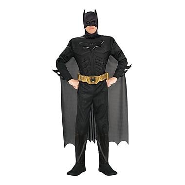 Costume de luxe Batman l'Ascension du chevalier noir, pour adulte, T-Grand