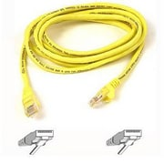 Belkin Cat5e Crossover Cable (A3X126-10-YLW-M)