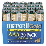 Maxell AAA Alkaline General Purpose Battery (723849)
