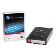 "HP  1TB 2.5"" RDX Removable Disk Hard Drive Cartridge, Black (Q2044A)"