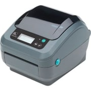 Zebra® Direct Thermal/Thermal Transfer Label Printer, 203 dpi (GK42-102221-000)