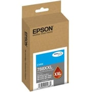 Epson® DURABrite Ultra Ink 788XXL Cyan 4000 Pages Extra High Yield Ink Cartridge for WorkForce Pro WF-5620 Printer