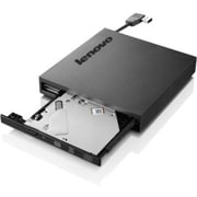 Lenovo  ThinkCentre USB 2.0 External Tiny-in-One Super-Multi DVD Burner, Black