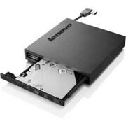 Lenovo  ThinkCentre USB 2.0 External Tiny-in-One Super-Multi DVD Burner, Black