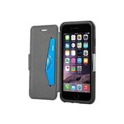 Strada Series New Minimalism Black for iPhone 6/6s