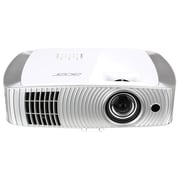 Acer® H7550ST WUXGA 3D Ready DLP Projector, White