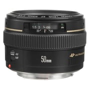 Canon EF 2515A003 50 mm f/1.4 USM Standard and Medium Telephoto Lens for EOS Cameras