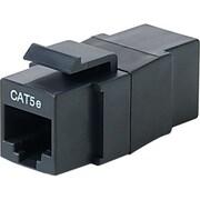 Belkin ™ Cat5 Inline Coupler, Black (R6D011)