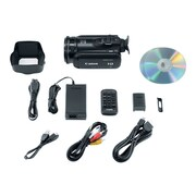 Canon ® VIXIA HF G20 2.37 MP Digital Camcorder, 10x, 4.25mm to 42.5mm, Black