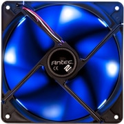Antec TrueQuiet Fan, Blue (TRUE QUIET 120 BLUE)