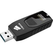 Corsair® Flash Voyager® Slider 256GB USB 3.0 Flash Drive, Black
