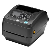 Zebra® Direct Thermal/Thermal Transfer Label Printer, Gray, 300 dpi (ZD50043-T01200FZ)