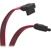 Tripp Lite 1ft Serial ATA (SATA) Right Angle Signal Cable (7Pin/7Pin-Up) 12-in.