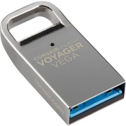 Corsair Flash Voyager® Vega 64GB USB 3.0 Flash Drive, Silver (CMFVV3-64GB)