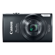 Canon® PowerShot ELPH 170 IS 20 MP Digital Camera, Black