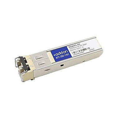 AddOn® MGBSX1-AO Cisco®/Linksys Compatible 1000Base-SX SFP Transceiver Module For SR2024, SR224G
