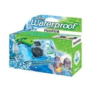 Fujifilm QuickSnap Waterproof Disposable Camera, 35 mm