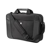 "HP ® Essential Black Top Load Carrying Case for 15.6"" Notebook (H2W17AA#ABA)"