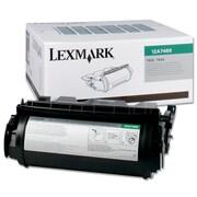 Lexmark Toner Cartridge, Laser, Black, (12A7469)