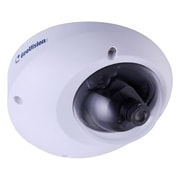 GeoVision GV-MFD1501-4F Wired Indoor Dome Network Camera, White