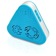 PYLE Home (PSRB8BL) Soundbox Splash PWPBTN65 Wireless Speaker for Portable Use, Orange