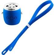 Life n soul Bluetooth Speaker BM101, Water-Resistant, Blue