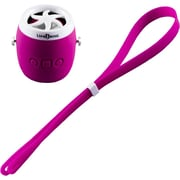 Life n soul Bluetooth Speaker BM101, Water-Resistant, Pink