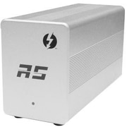 HighPoint RocketStor 6324U Thunderbolt  2 to USB 3.0 Adapter, Silver