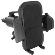 "Macally™ VENTI 4.1"" Adjustable Car Vent Mount, Black"