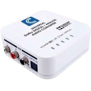 Comprehensive® CCN-ADDA Universal Digital to Analog/Analog to Digital Audio Converter, White