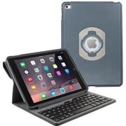 OtterBox 78-50352 Agility Wireless Keyboard and Portfolio Shell Case for Apple iPad Air 2, Black Leather
