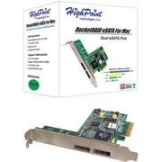 HighPoint RocketRAID SATA Controller, 2 Port (RR2314M2)