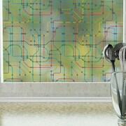Odhams Press Transit Privacy Window Film; 84'' H x 48'' W