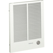 Broan Wall Insert Electric Fan Heater w/ Adjustable Thermostat; 3000 W / 240 V / 12.5 Amps