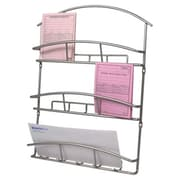 Spectrum Diversified Euro Wall Mount Letter Open Filing Unit