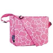 Wildkin Ashley Giraffe Kickstart Messenger Bag