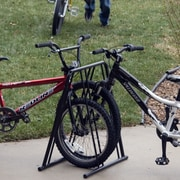 Gear Up Inc. ParkRak Series 4 Bike Folding Stand Freestanding Bike Rack