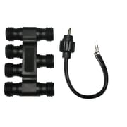 Woodland Imports 6-Way Socket Connection w/ Connection Cord