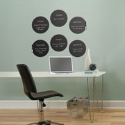 Brewster Home Fashions WallPops Dry Erase Dots Chalkboard Wall Decal