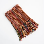 Saro Woven Design Throw
