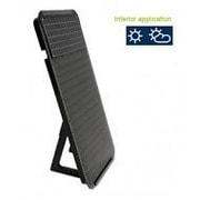 Solar-Infra Systems 800 BTU Wall Mounted Solar Forced Air Panel Heater