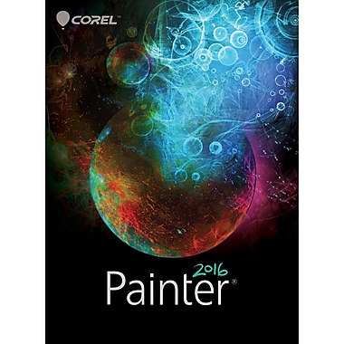 Corel – Logiciel Painter 2016 Education Edition