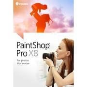Corel – Logiciel PaintShop Pro X8