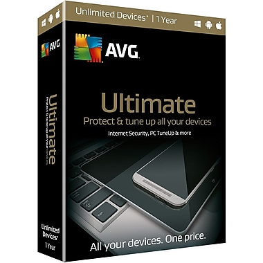 Avg Ultimate 2016, 1 Year [Download]