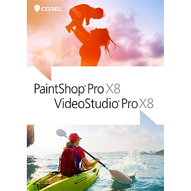 Corel Photo Video Suite X8 [Download]