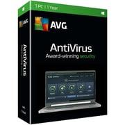 AVG – AVG AntiVirus 2016, 1 utilisateur