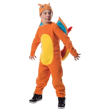 Pokémon – Costume combinaison Charizard, grand