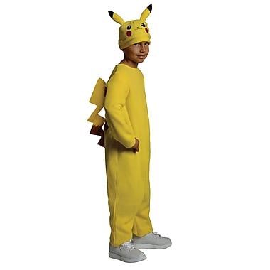 Deluxe Pokemon Pikachu Costume, Large