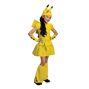 Pokemon Pikachu Costume, Small